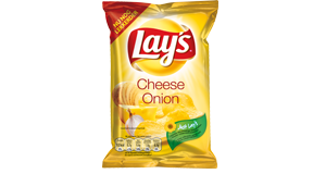 Lay's Chips Cheese & Onion